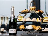 Afternoon Tea for Two with an Italian Twist at Baglioni Hotel London Experience Day