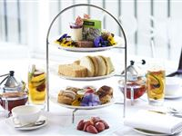 Chocolate Afternoon Tea for Two at Hilton London Green Park Hotel