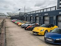 Double Supercar Driving Thrill at Goodwood