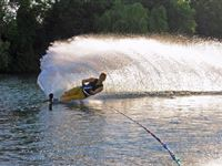 Extended Waterskiing