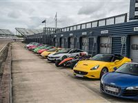 Five Supercar Driving Blast at Oulton Park