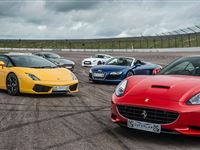 Five Supercar Driving Thrill at Goodwood