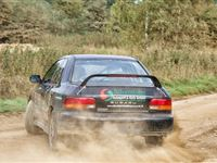 Full Day Rally Driving Experience at Silverstone Rally School