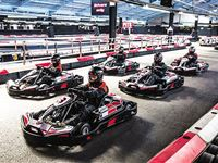 Indoor Karting Race for Two - Special Offer Experience Day