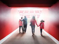 Liverpool FC Stadium Tour and Steven Gerrard Collection for One Adult and Child