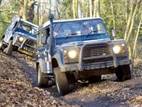 Mudmaster 4x4 Off Road Driving Experience at Oulton Park