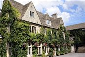 One Night Break for Two at the Hatton Court Hotel Cotswolds