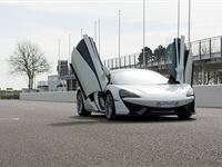 Platinum Supercar Blast with Free High Speed Passenger Ride at Goodwood