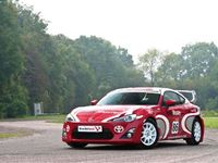 Rally Driving Experience at Oulton Park