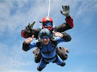 Tandem Skydive - UK Wide Experience Day