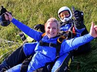 Tandem Skydive in Cambridgeshire Experience Day