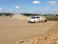 Triple Extreme Rally Driving Experience 30 Laps