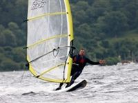 Windsurfing Taster Session for Two in Gwynedd