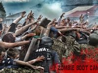 Zombie Boot Camp - After Dark Experience for One