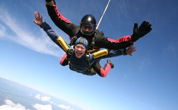 15000ft Tandem Skydive Amazing Experience 1