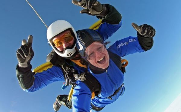 15000ft Tandem Skydive Amazing Experience 2