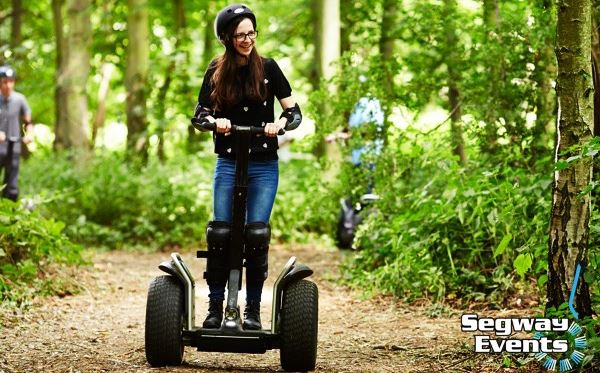 2 for 1 60 Minute Segway Experience - Weekround Amazing Experience 1