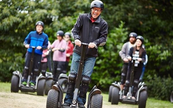 2 for 1 60 Minute Segway Experience - Weekround Amazing Experience 2