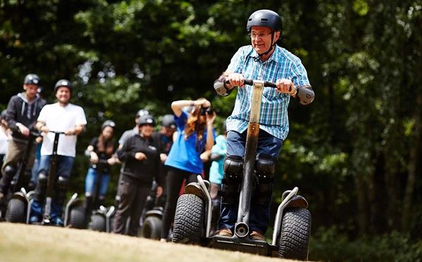 2 for 1 60 Minute Segway Experience - Weekround Amazing Experience 3