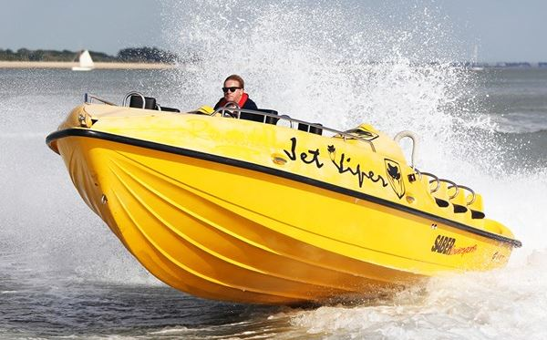 2 for 1 Jet Viper Powerboat Blast Special Offer Amazing Experience 1