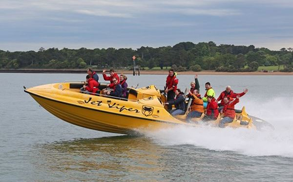 2 for 1 Jet Viper Powerboat Blast Special Offer Amazing Experience 2
