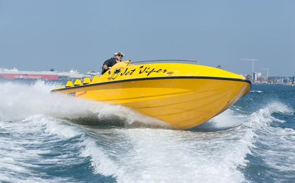 2 for 1 Jet Viper Powerboat Blast Special Offer Amazing Experience 3