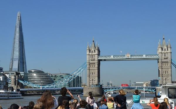 2 for 1 Thames Sightseeing Cruise River Red Rover Pass Amazing Experience 1