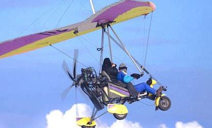 20 to 30 Minute Microlight Flight Amazing Experience 1