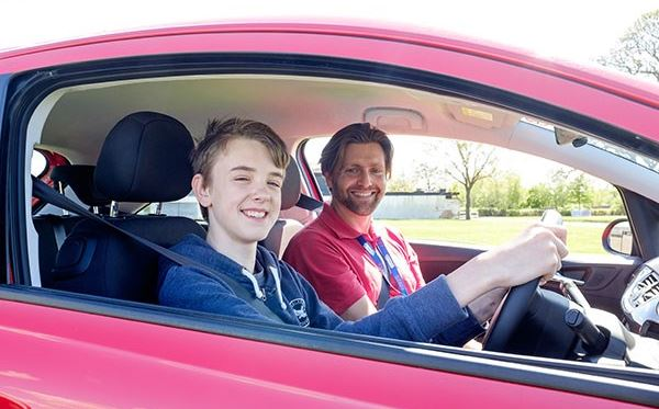 30 Minute Young Driver Experience - UK Wide Amazing Experience 2