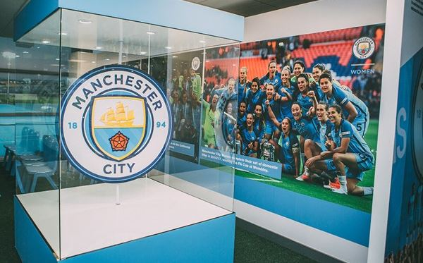 Adult Tour for Two of Manchester City Stadium Amazing Experience 3