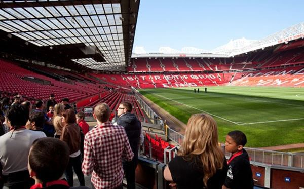 Adult Tour of Old Trafford for Two Amazing Experience 2
