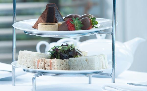 Afternoon Tea for Two at Rowhill Grange Amazing Experience 1