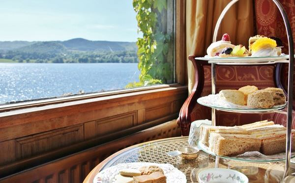 Afternoon Tea for Two at Sharrow Bay Amazing Experience 1