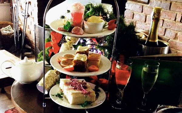Afternoon Tea for Two at The Mill Hotel Amazing Experience 1