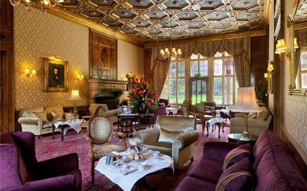 Afternoon Tea for Two at Tylney Hall Amazing Experience 3