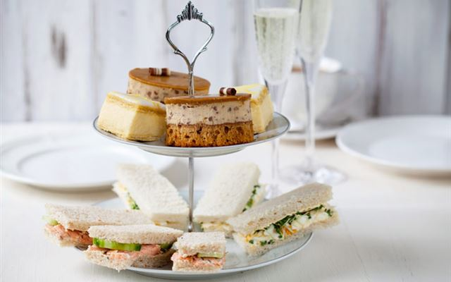 Afternoon Tea with Bubbly for Two Amazing Experience 1