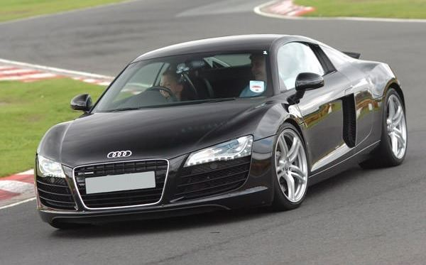 Audi R8 Thrill Amazing Experience 2