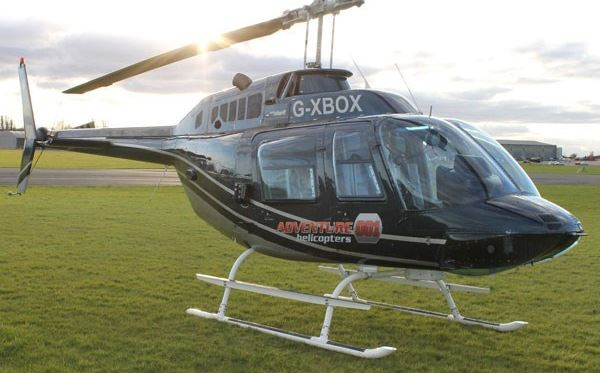 Blue Skies Helicopter Tour with Bubbly for Two Amazing Experience 2