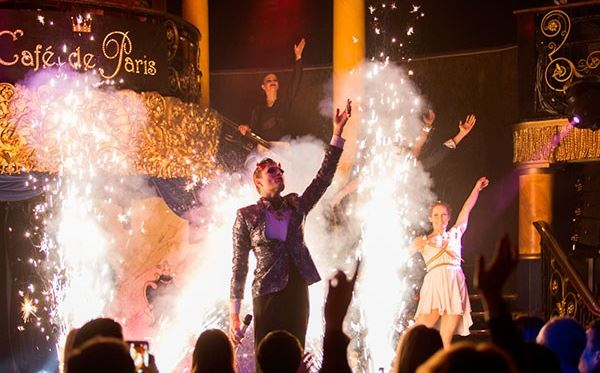 Cabaret Show with Dinner and Cocktails at  Cafe De Paris - Special Offer Amazing Experience 1
