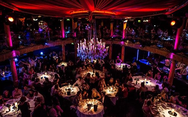 Cabaret Show with Dinner and Cocktails at  Cafe De Paris - Special Offer Amazing Experience 2