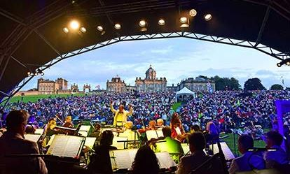 Castle Howard Proms for Two Amazing Experience 1