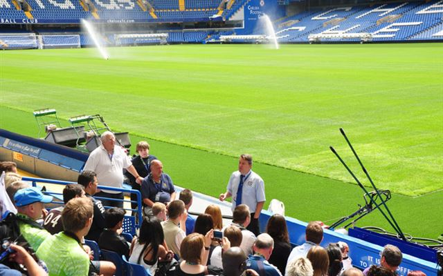 Chelsea Football Club Tour for One Adult  One Child Amazing Experience 1