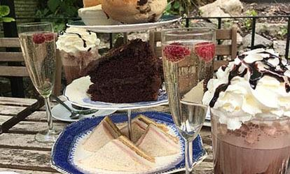 Chocolate Indulgence Afternoon Tea for Four at the Lion Rock Tea Room Amazing Experience 1