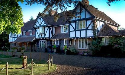 Country House Retreat for Two at Little Silver Country Hotel Kent Amazing Experience 1