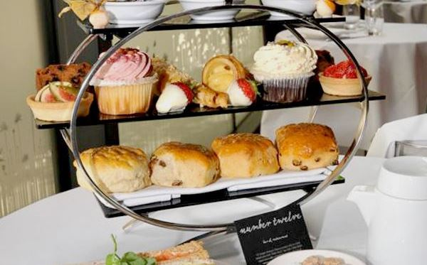 Deluxe Afternoon Tea for Two at Ambassadors Bloomsbury Amazing Experience 1