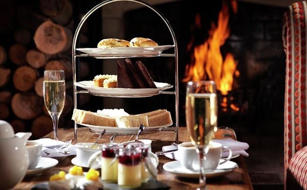 Deluxe Afternoon Tea for Two at Langshott Manor Amazing Experience 1