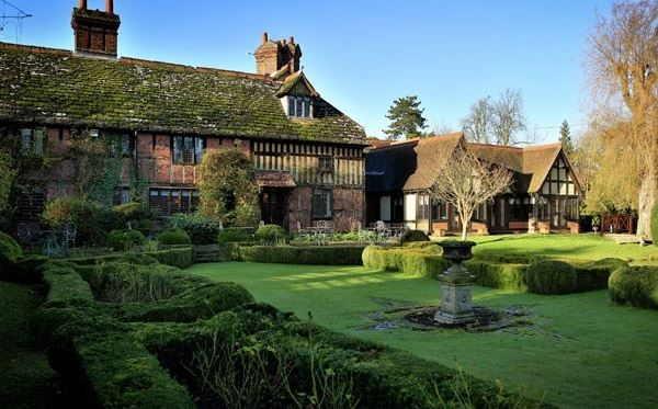 Deluxe Afternoon Tea for Two at Langshott Manor Amazing Experience 2