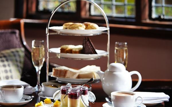 Deluxe Afternoon Tea for Two at Langshott Manor Amazing Experience 3