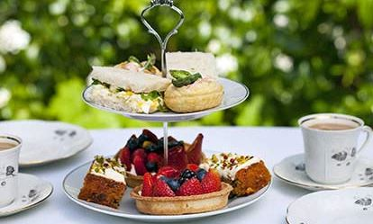 Deluxe Afternoon Tea for Two at The Hickstead Hotel Amazing Experience 1