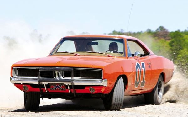 Dukes of Hazzard General Lee Driving Blast Experience Amazing Experience 1